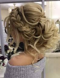 Hochsteckfrisuren Locken Flechten by 45 Besten Frisuren Bilder Auf Haarknoten Hochzeiten