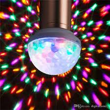 led disco ball light led usb mini magic disco ball light car dj home party usb socket led
