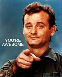You Are Awesome Meme - stripes my dad owned this movie i watched it for the first time