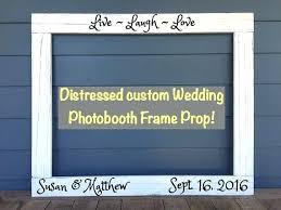 rustic wedding photo frames 10 mint shabby chic wedding chalkboard