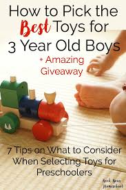 how to the best toys for 3 year boys amazing giveaway