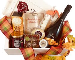 thanksgiving gift baskets from fancifull gift baskets