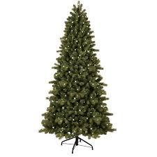 ge pre lit 7 5 just cut colorado spruce artificial tree