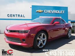 2014 chevy camaro lt pre owned 2014 chevrolet camaro lt lt 2dr coupe w 2lt in