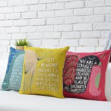 Home Decor Wholesale China Online Buy Wholesale Alphabet Pillow From China Alphabet Pillow