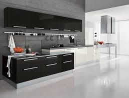 Kitchen Cabinets Black And White Black Kitchen Cabinets Photo Gallery For Website Black And White