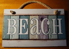 Rustic Nautical Home Decor Highland Graphics Beach Home Décor Plaques U0026 Signs Ebay