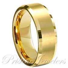 promise rings for men tungsten carbide 18k gold ip wedding engagement band promise ring