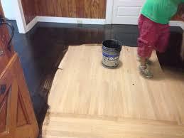 Laminate Floor Paint Hardwood Floors In A Residential Home Flanders Nj Ac Drywall