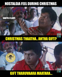 Funny Santa Memes - funny christmas special tamil memes collection