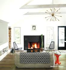 image contemporary fireplace designs stone linear gas pics design