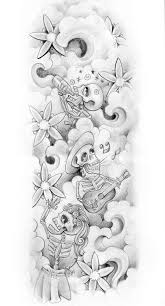 sleeve mexican mariachi tattoo design photo 3 photo pictures