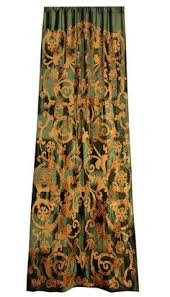 Braided Velvet Curtain Rubied Lace Dress Velvet Curtains