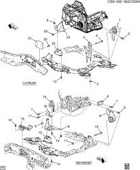 what is the procedure to remove and replace a 3 5 l engine in a