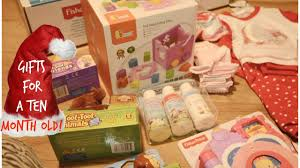 baby u0027s first christmas haul 10 months old kerry conway youtube
