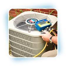 n heating and air