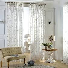 Curtains Birds Theme White Curtains With Birds On Them Curtains Birds Theme Sheer
