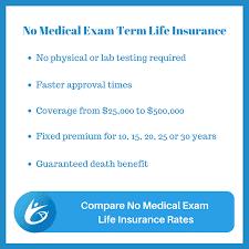 life insurance quotes no exam fair best instant approval no exam life insurance quotes