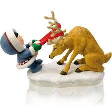frosty friends keepsake ornaments hallmark