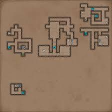 Terminus Cave Map Grimrock U2022 View Topic Spoilers Atlas Compendium Secrets