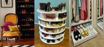 Closet Shoe Organizer Great Shoe Storage Ideas Fashion Fuz