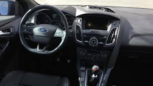 ford focus st 3 ford focus st st3 indepth interior review
