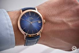 piaget altiplano piaget altiplano automatic 40mm patinated dials on specs