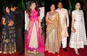 what they wore a look at bollywood wedding guest indian