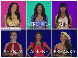 i watched the first episode of vh1 u0027s sorority sisters awesomely