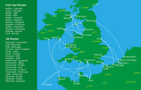 Calais France Map by Ireland Uk U0026 Europe Ferry Sea Routes Nutt Travel