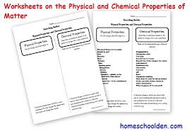 physical properties of matter u2013 chemical properties of matter 45