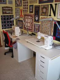 hi everyone i realized that a blog post about my new sewing room