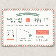 destination wedding invitation postage modern destination wedding invitation with map and
