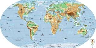 China In Map Of World by China Mrs P Loves History
