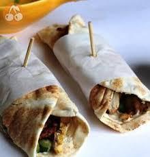 arabic wrap turkish shawarma istanbul holidays shawarma food