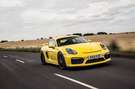 porsche yellow pictures porsche cayman gt4 yellow motion cars