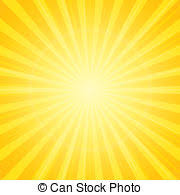 sun with rays background drawings search clipart illustration