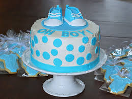 baby shower decorations for a boy homemade converse cake 1 baby