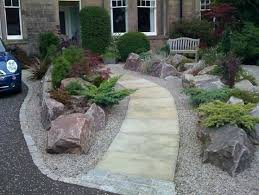 How To Build A Rock Garden Bed Landscaping Stones For Flower Beds Flower Bed Border