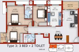 Ncc Campus Map Ncc Senate In Elamakkara Kochi Price Location Map Floor Plan
