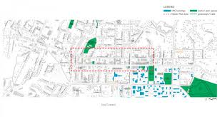 Bridgewater State University Map by Mikyoung Kim Design Chapel Hill Streetscape Masterplanmikyoung