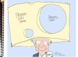 sanders has momentum clinton has delegates republicans have open