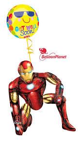 airwalker balloons delivered iron get well balloon airwalker 2 mylar balloons balloon