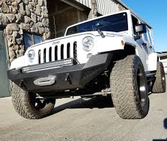 Jeep Bumpers U0026 Armor Chassis Unlimited