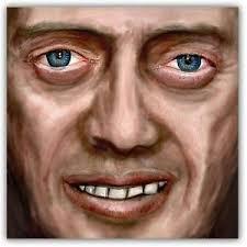 Weird Smile Meme - buscemi metal magnet 2 funny weird parody meme bedroom eyes creepy