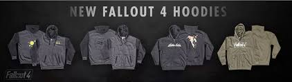gaming apparel collectibles 20 off fallout 4 hoodies 48