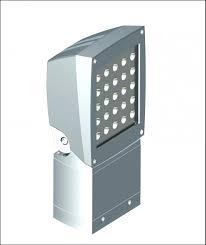 Exterior Led Flood Light Bulbs by Outdoor Lighting Post Illumin8 Par38 Yellow Indoor Outdoor Led