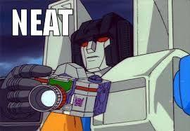 Neat Meme - neat thundercracker the transformers neat know your meme