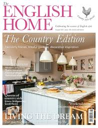 the country edition of the english home aug uk on sale now