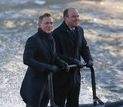 check out a video and 25 photos from the set of spectre